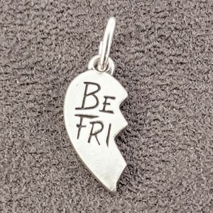 James Avery Best Friend Charm